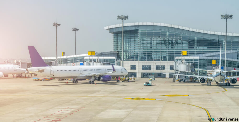 International Airports In The USA