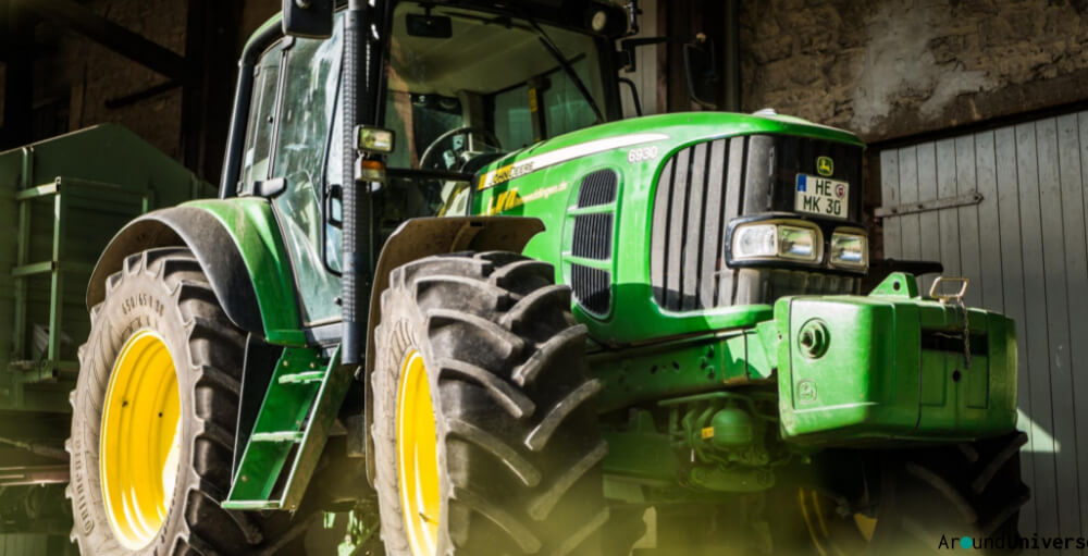 Tractors Made In The USA